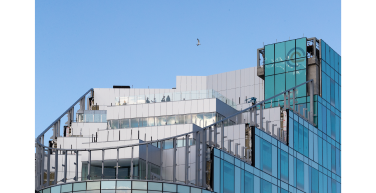 Photo of the exterior of the Clatterbridge Cancer Centre - Liverpool