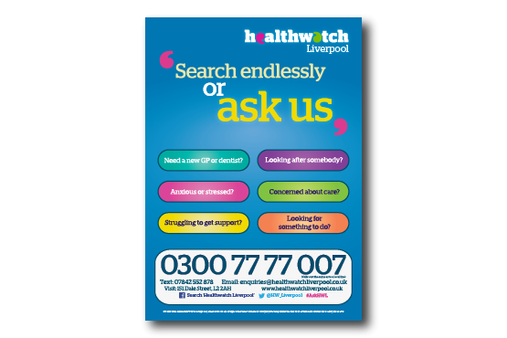 image of Search endlessly or ask us poster