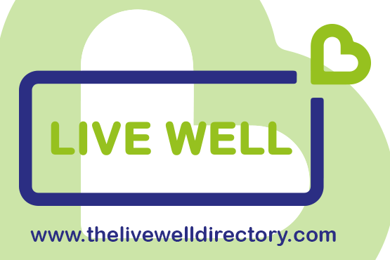 Image of the Live Well directory logo