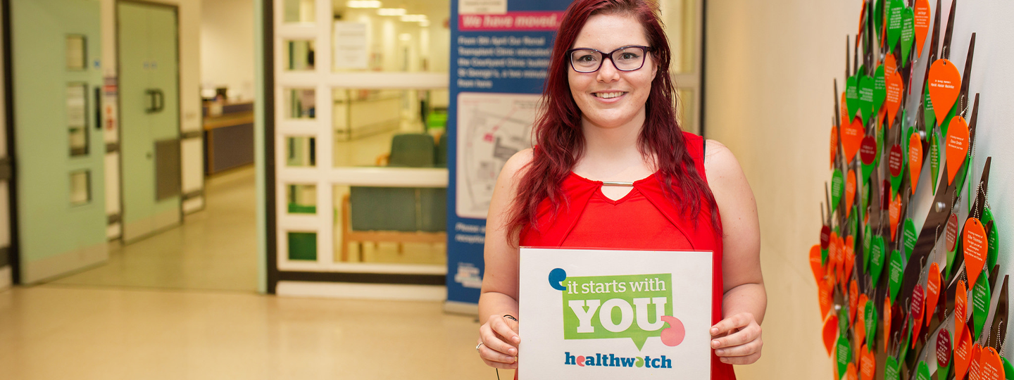 Become a Healthwatch Liverpool Member